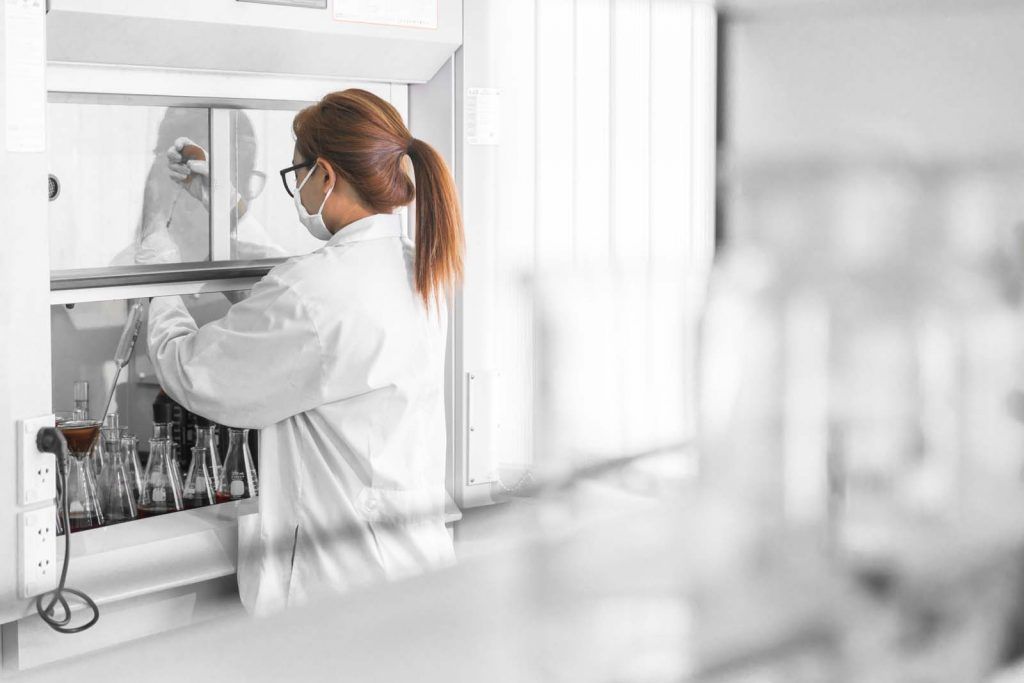 Laboratories and Cleanrooms cabinet