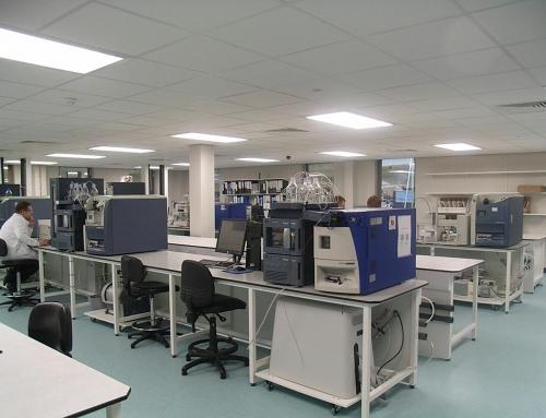 R&D Laboratories Cambridge Science Park